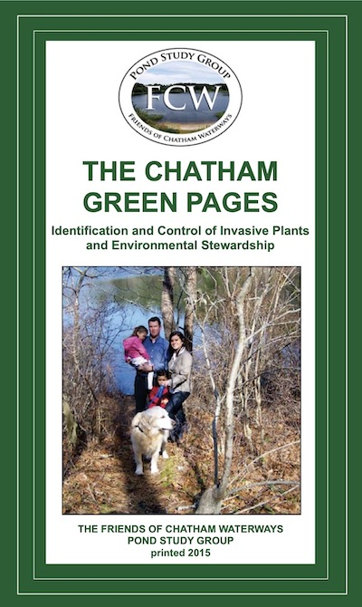 Friends of Chatham Waterways Green Pages